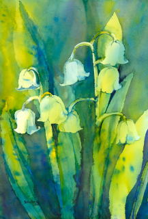 Lilly of the Valleyl - Debra Hetzel Hanson