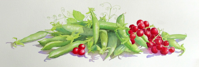 Peas & Currant - Marcia Smith